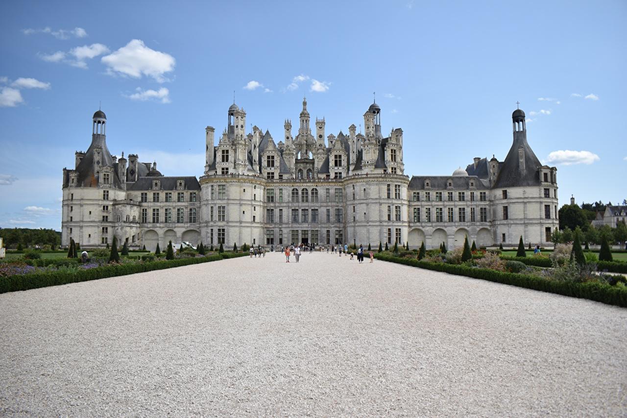 zdjęcia Pałac Francja Muzeum Zamek Miasta muzea miasto