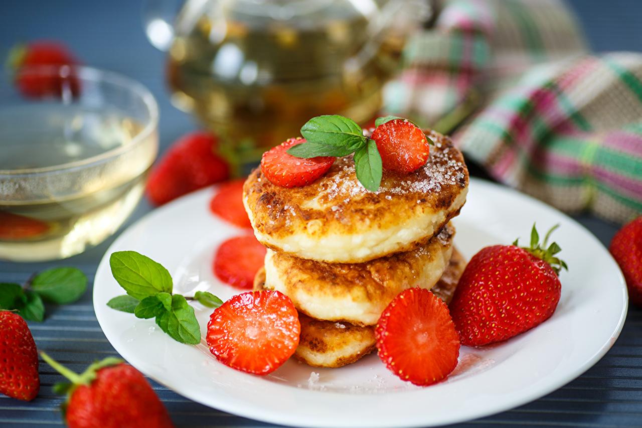 壁紙 ペイストリー パンケーキ イチゴ 食品 ダウンロード 写真