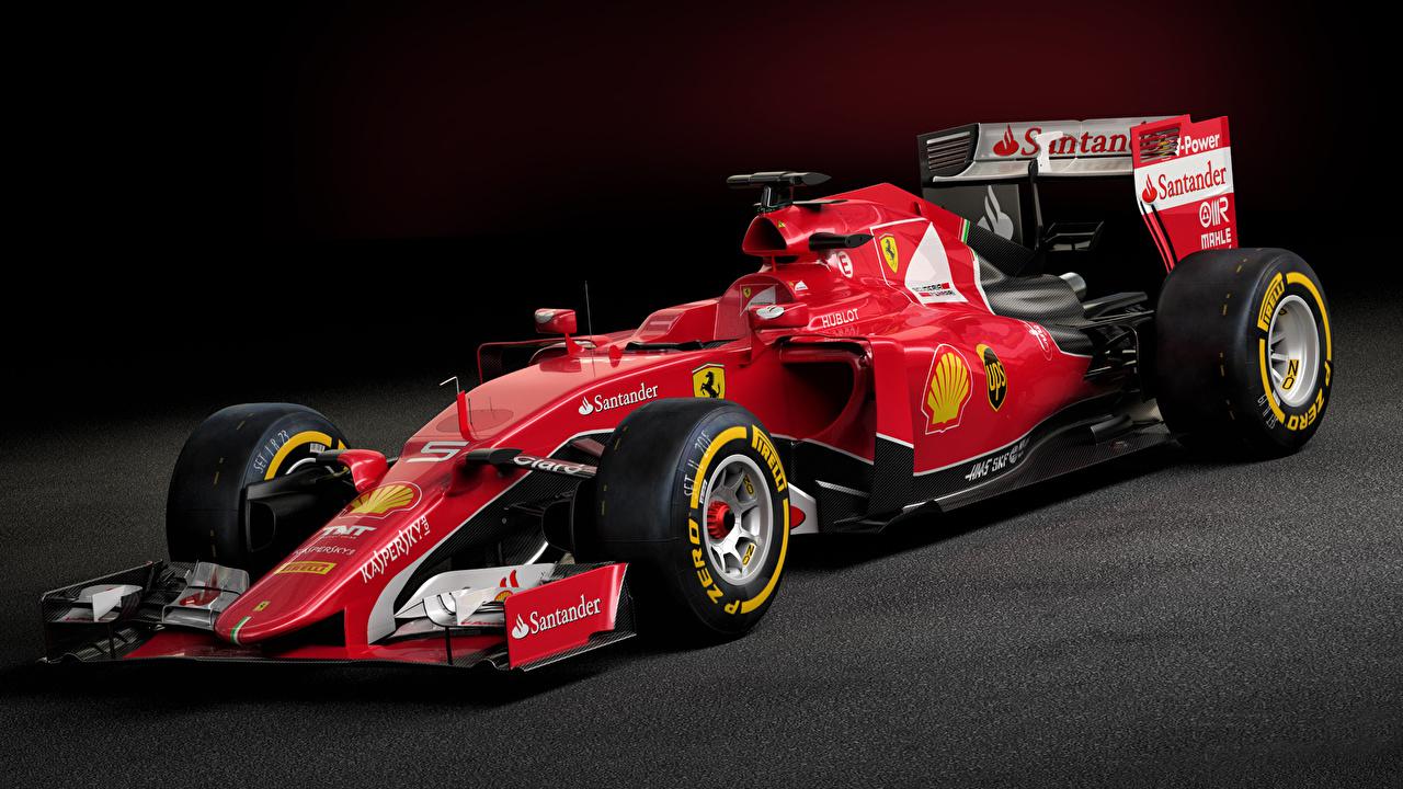 Wallpaper Ferrari F1 Dangeruss Cg Render Red Formula 1