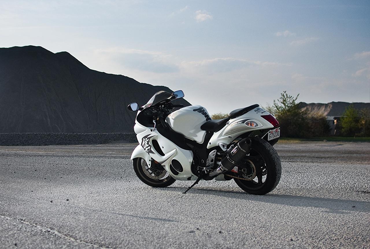 壁紙 スズキバイク Gsx1300r Hayabusa オートバイ ダウンロード 写真