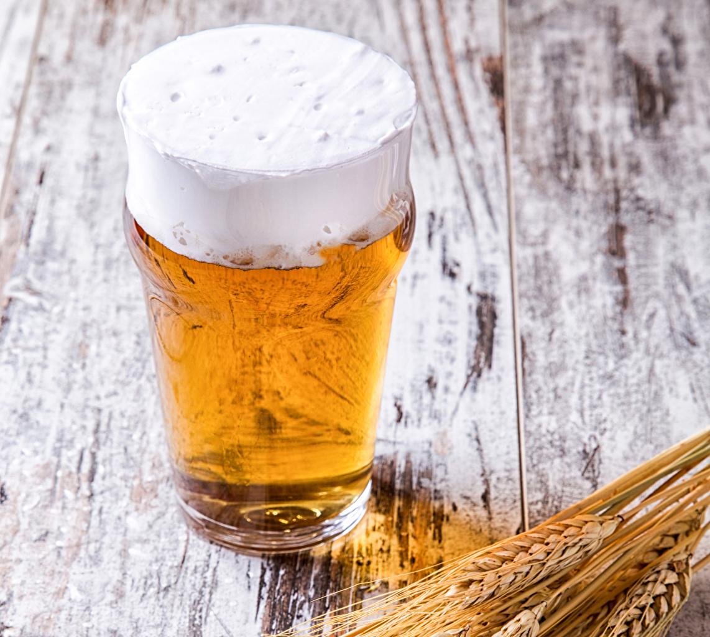 Bilder Bier Ähre Trinkglas Schaum Lebensmittel Bretter