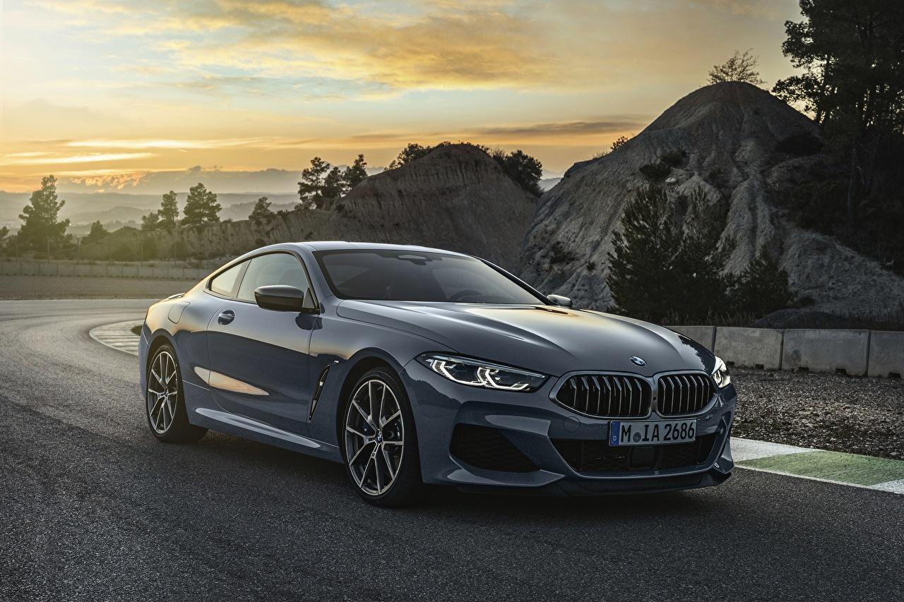 Desktop Wallpapers BMW M850i xDrive 8er G15 Coupe Cars auto automobile