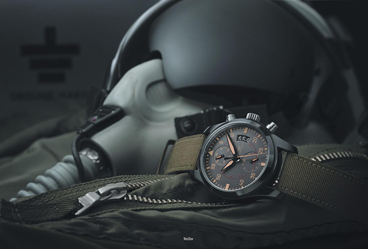 Desktop Wallpapers Helmet Clock Closeup military Army