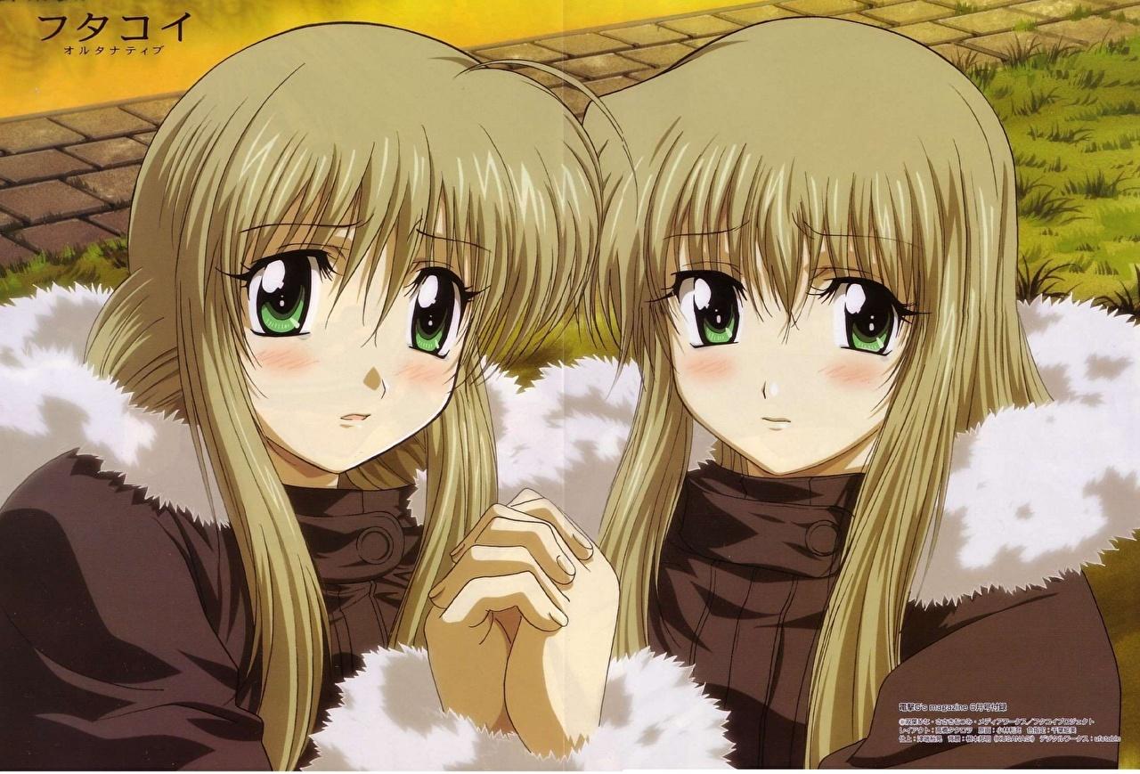 Kết quả hình ảnh cho Futakoi Alternative anime