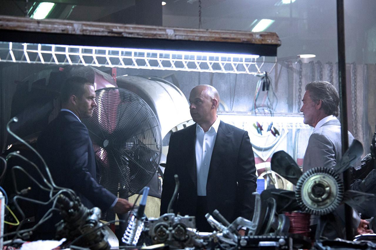 Image The Fast and the Furious Vin Diesel Paul Walker Man film Celebrities Men Movies