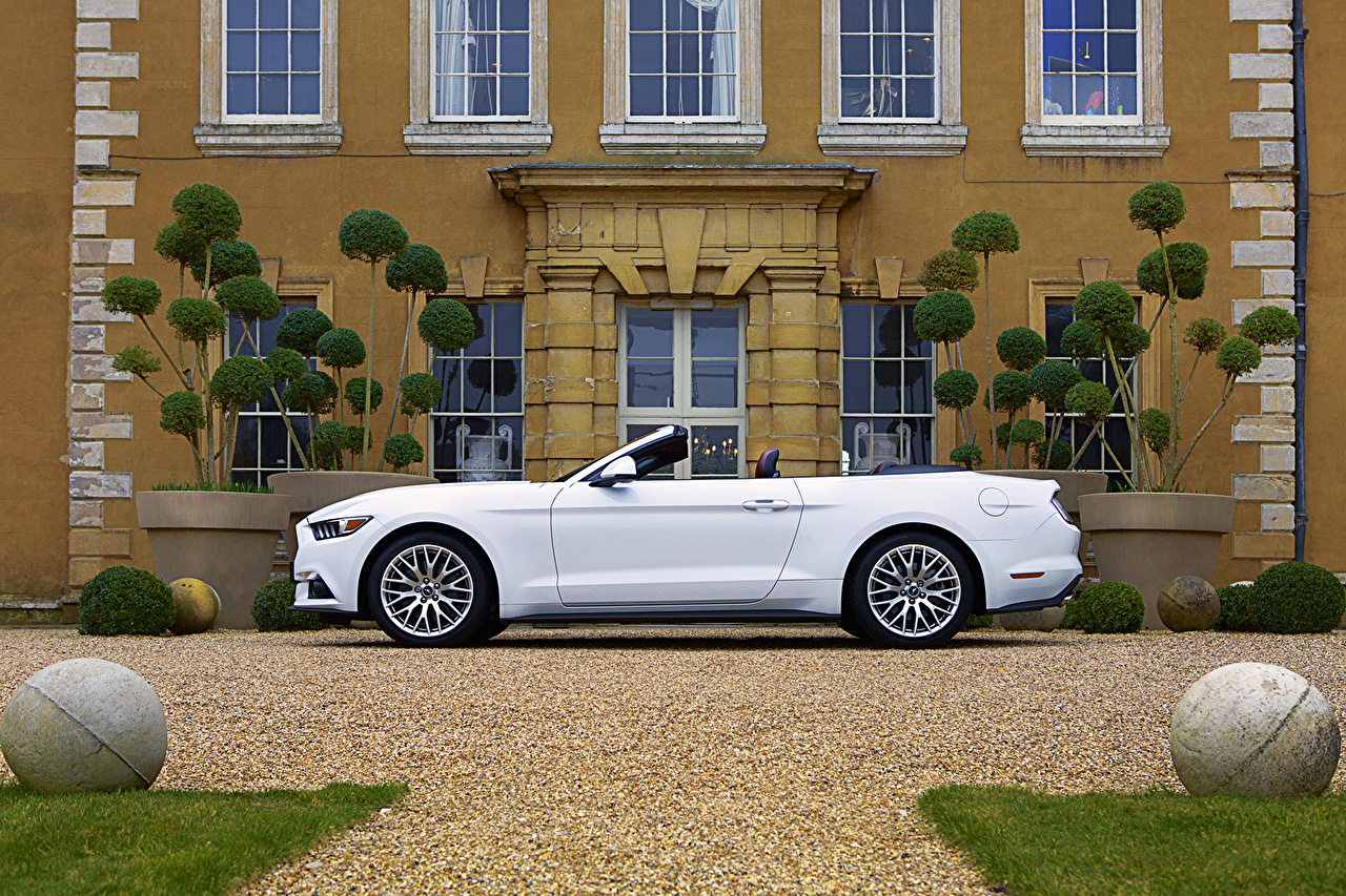 2021 Mustang Gt Convertible White