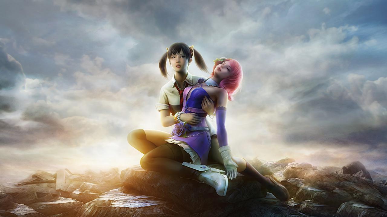 Photo Tekken Female Games