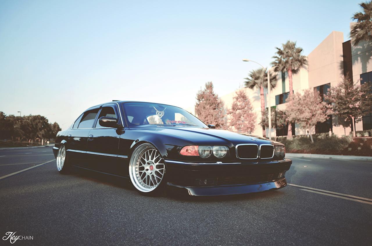 Pictures BMW e38 750il Cars auto automobile