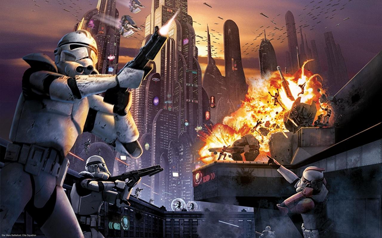 Fondos De Pantalla Star Wars Clone Trooper Juegos Descargar