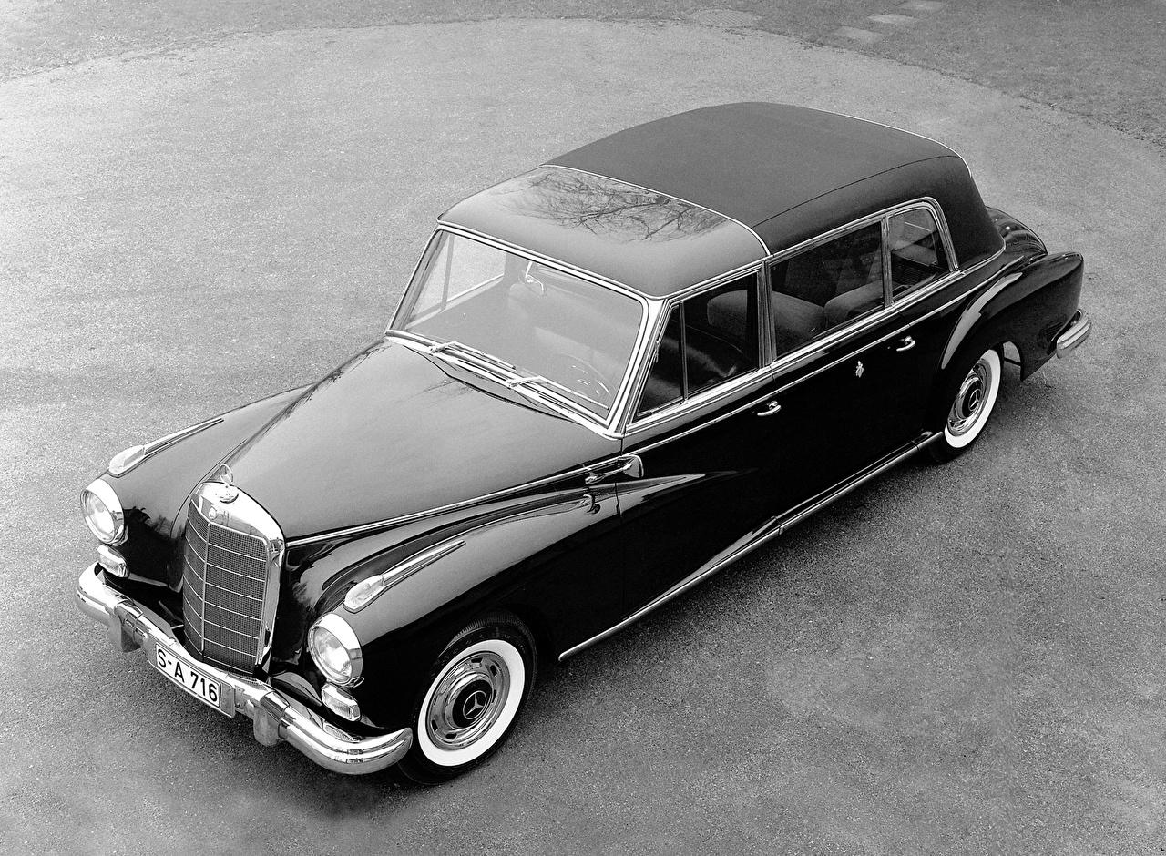 Photos Mercedes-Benz Black Cars auto automobile