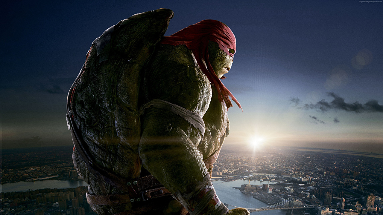 Desktop Wallpapers Teenage Mutant Ninja Turtles 2014 Warriors