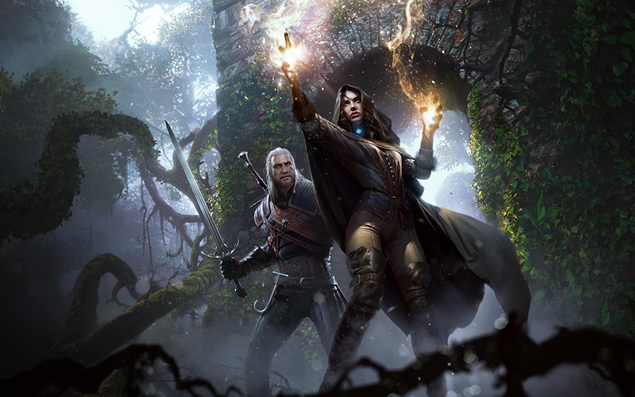 Fondos De Pantalla The Witcher 3 Wild Hunt Geralt De Rivia