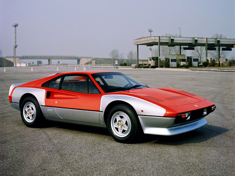 Photo Cars Tuning Ferrari 1977 308 GTB -Millechiodi Retro Pininfarina auto automobile vintage antique