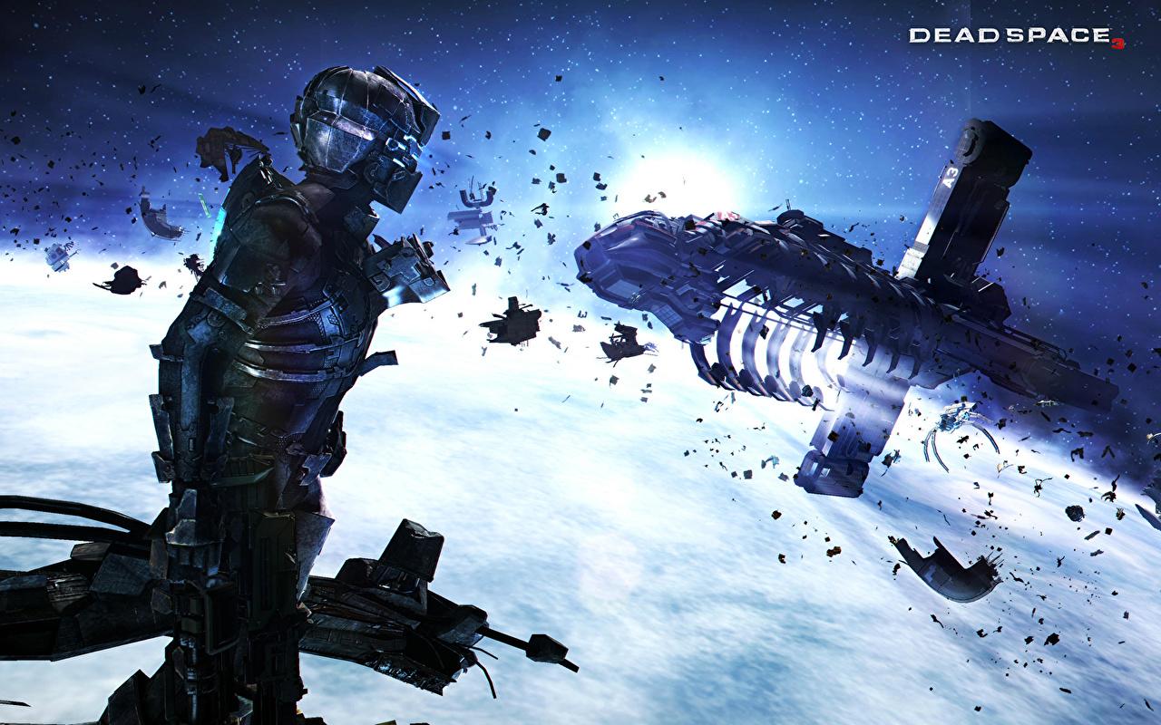 Desktop Hintergrundbilder Dead Space Dead Space 3 Spiele