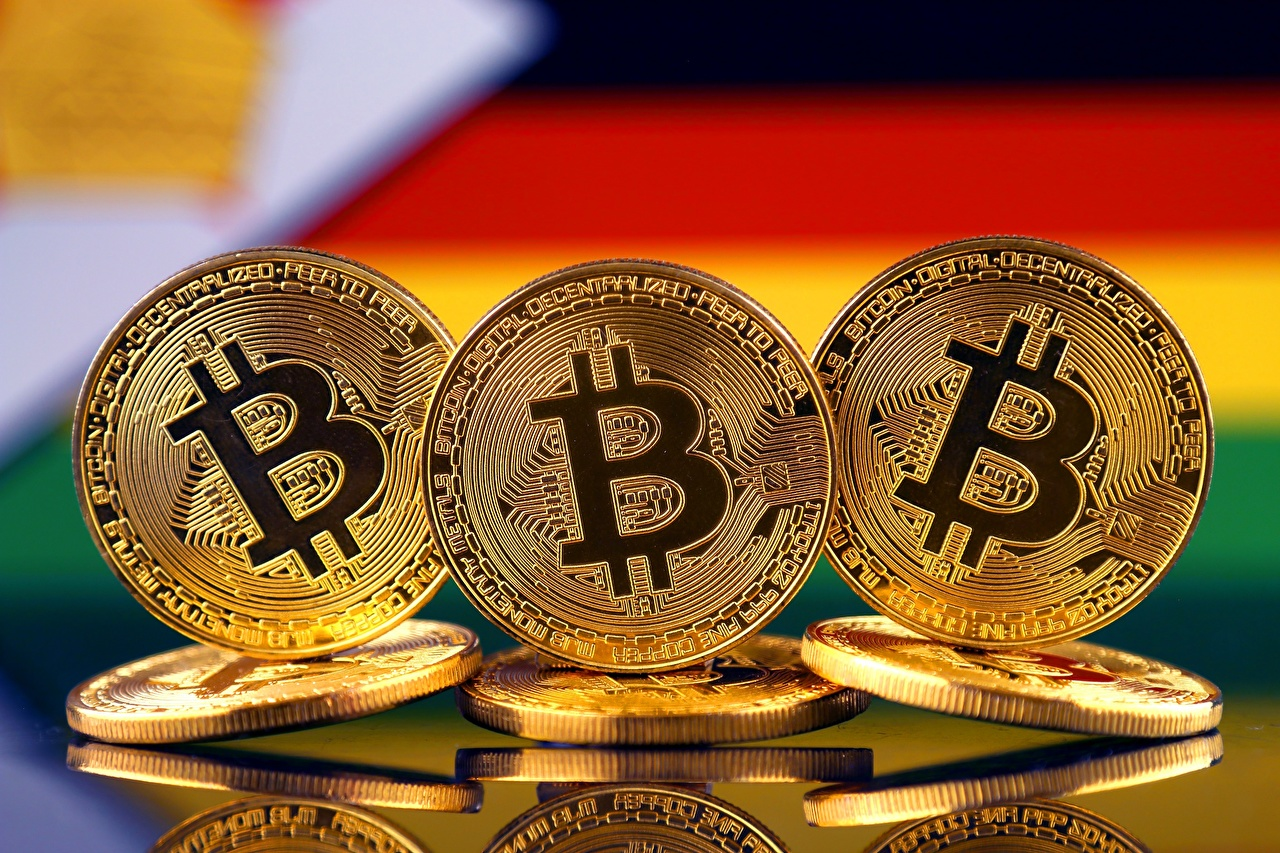 Picture Coins Bitcoin