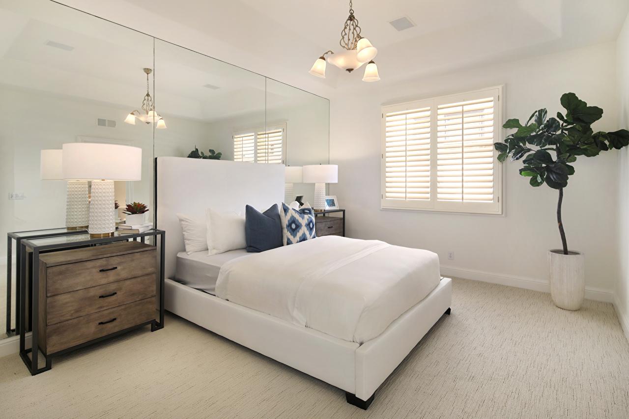 ,室內,设计,臥房,床,灯,枝形吊燈,枕头,,