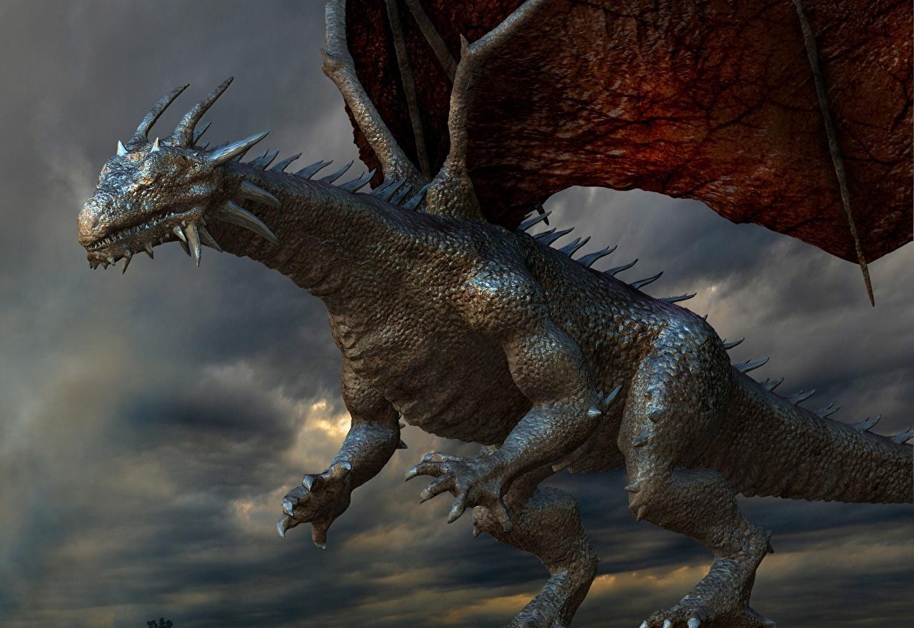 Fonds Decran Dragons Aile Fantasy 3d Graphiques Télécharger