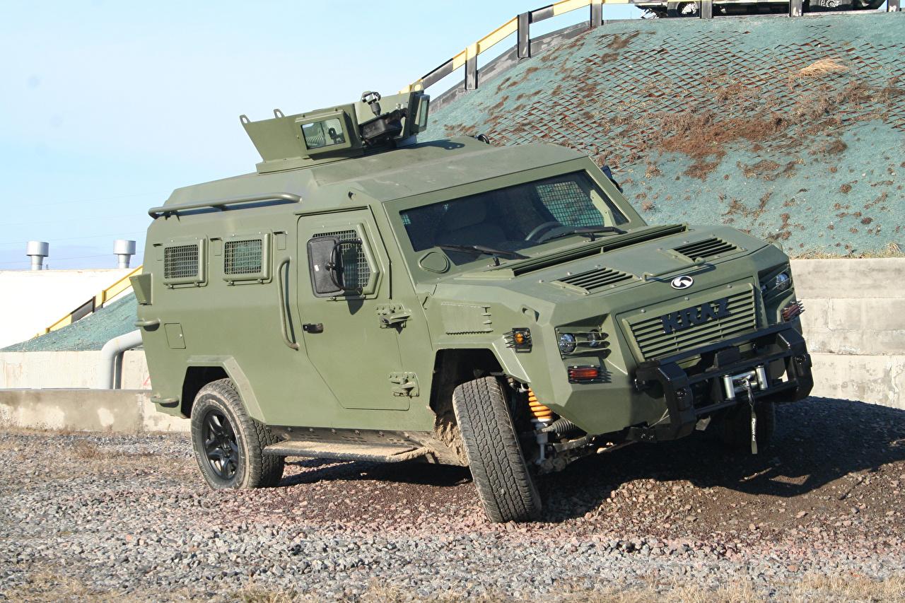 、戦闘車両、2015-18 Kraz Kuguar、、陸軍、