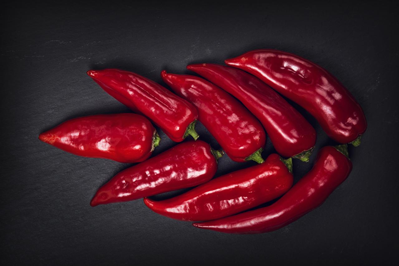 Foto Rot Peperone Lebensmittel