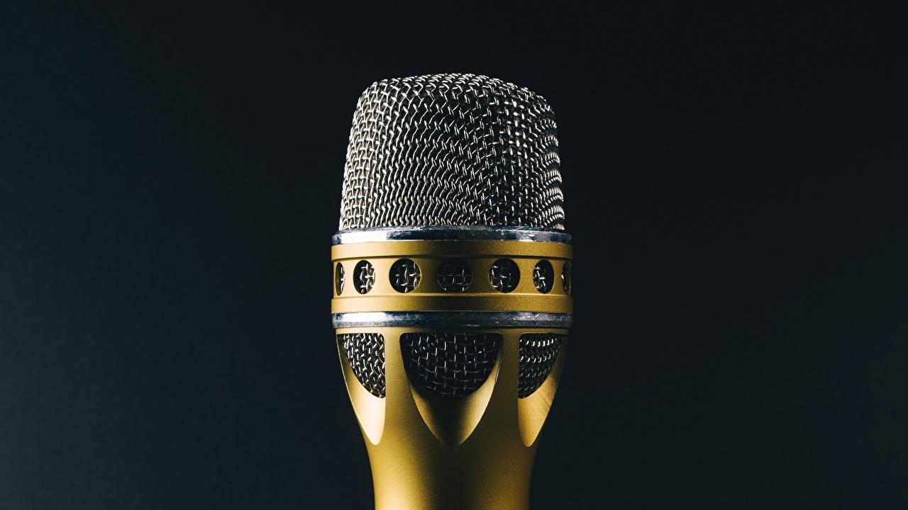 Desktop Wallpapers mic Closeup Microphone
