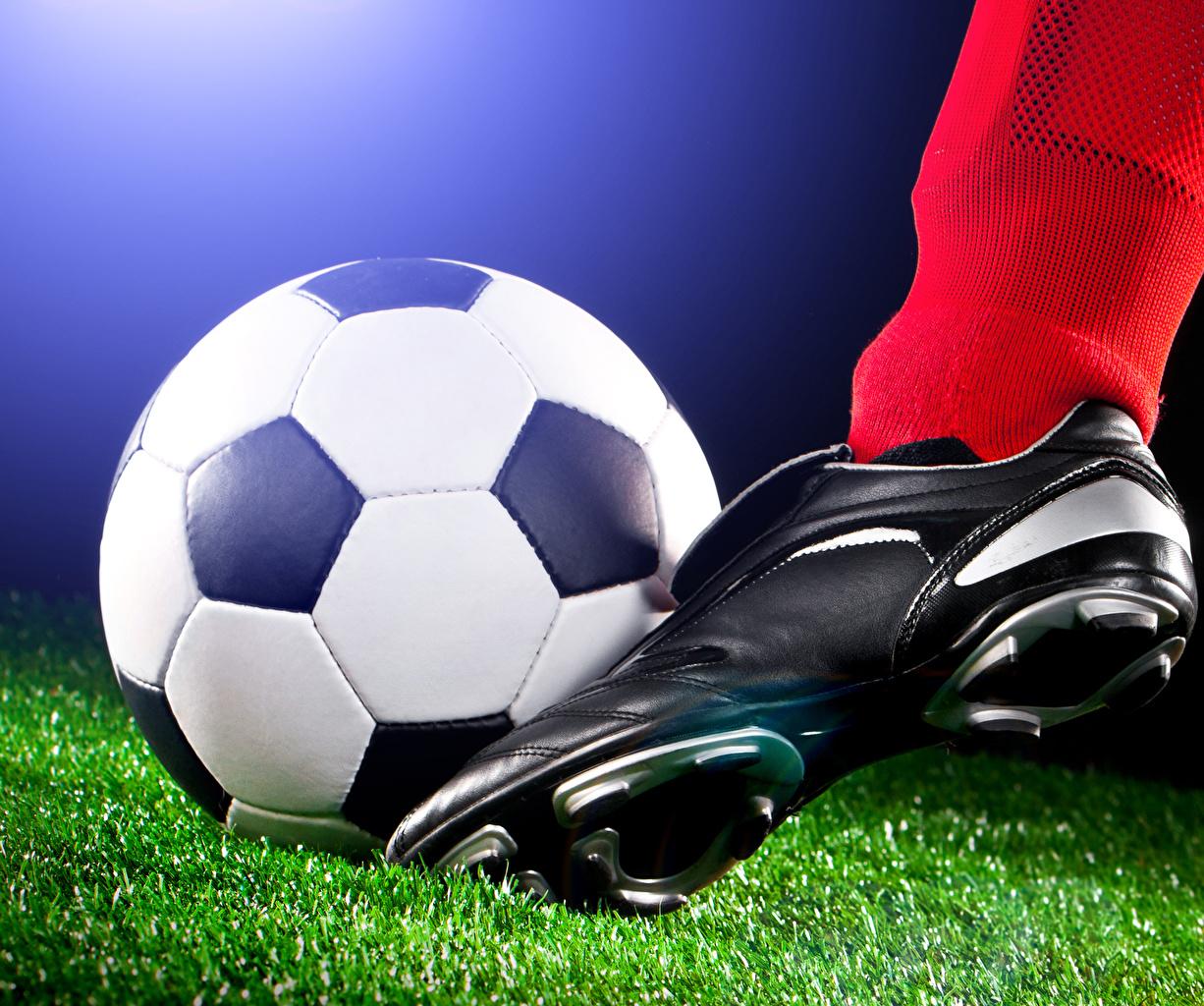 fond ecran chaussure de foot