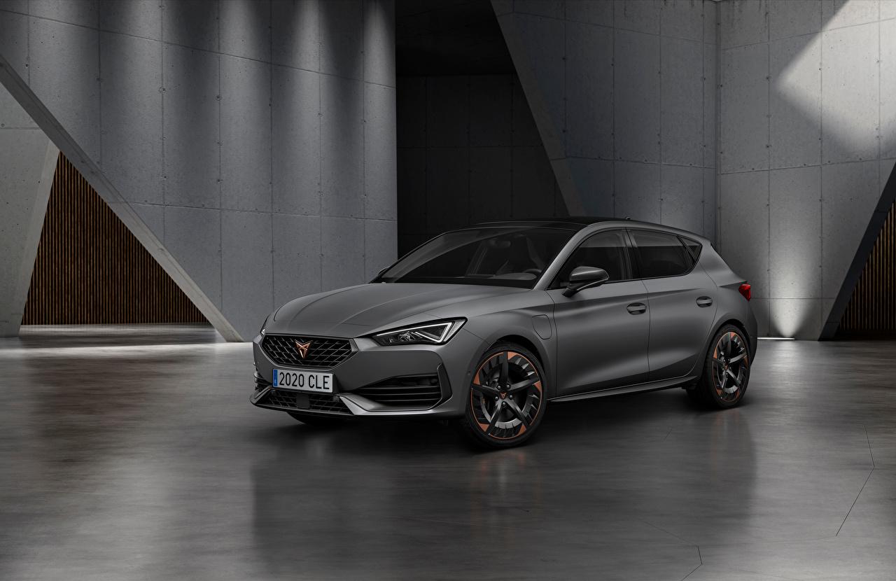 ,西亚特,Cupra Leon eHybrid, Worldwide, 2020,灰色,汽车,