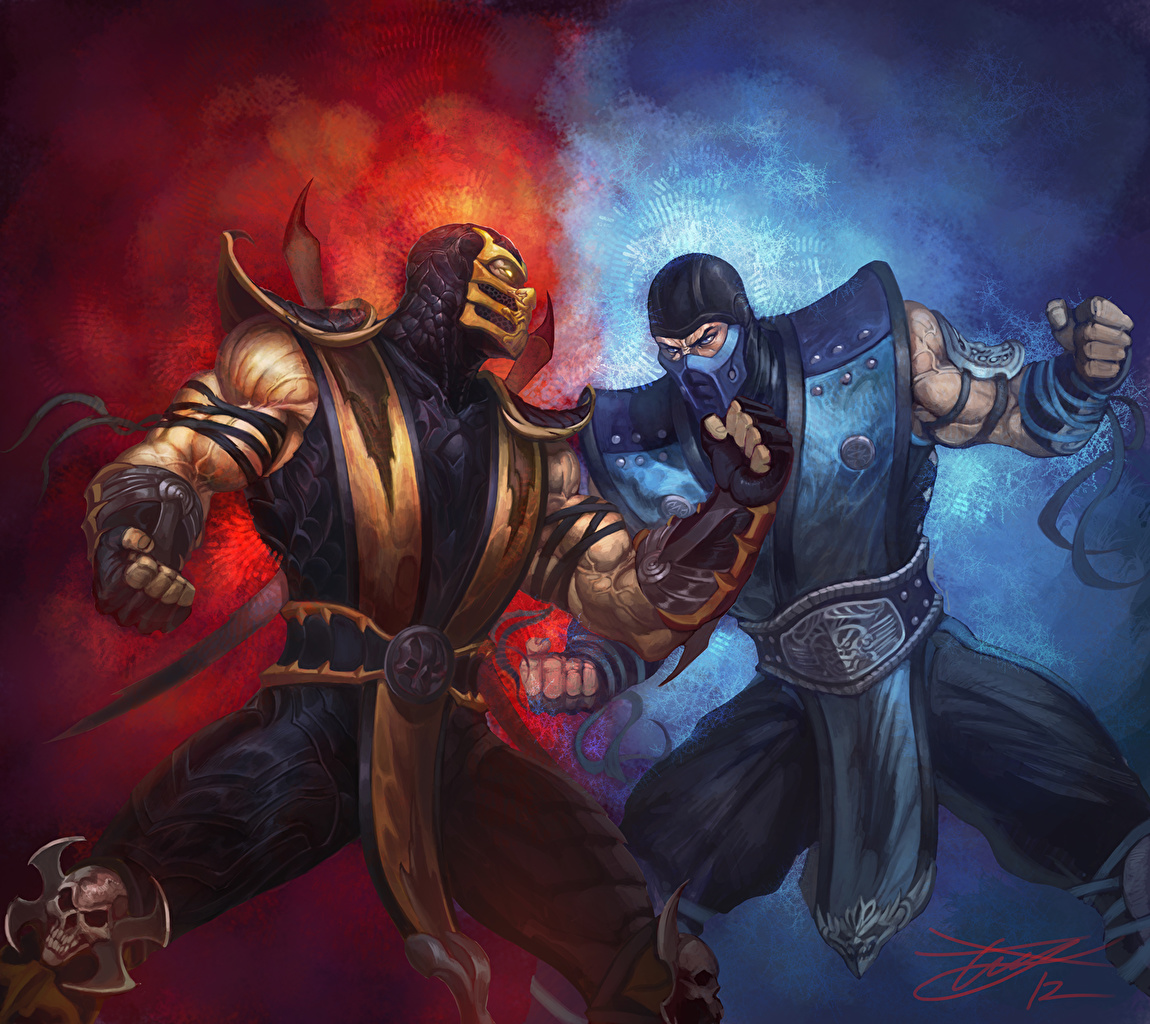 Photos Mortal Kombat Ninja Warriors 2 Games Fighting