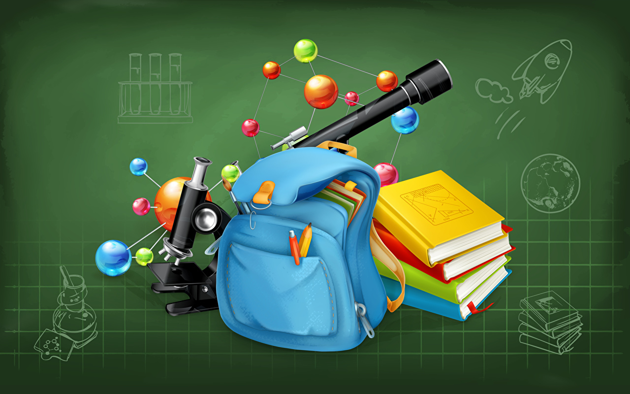 Wallpaper books purse School Vector Graphics Book Handbag