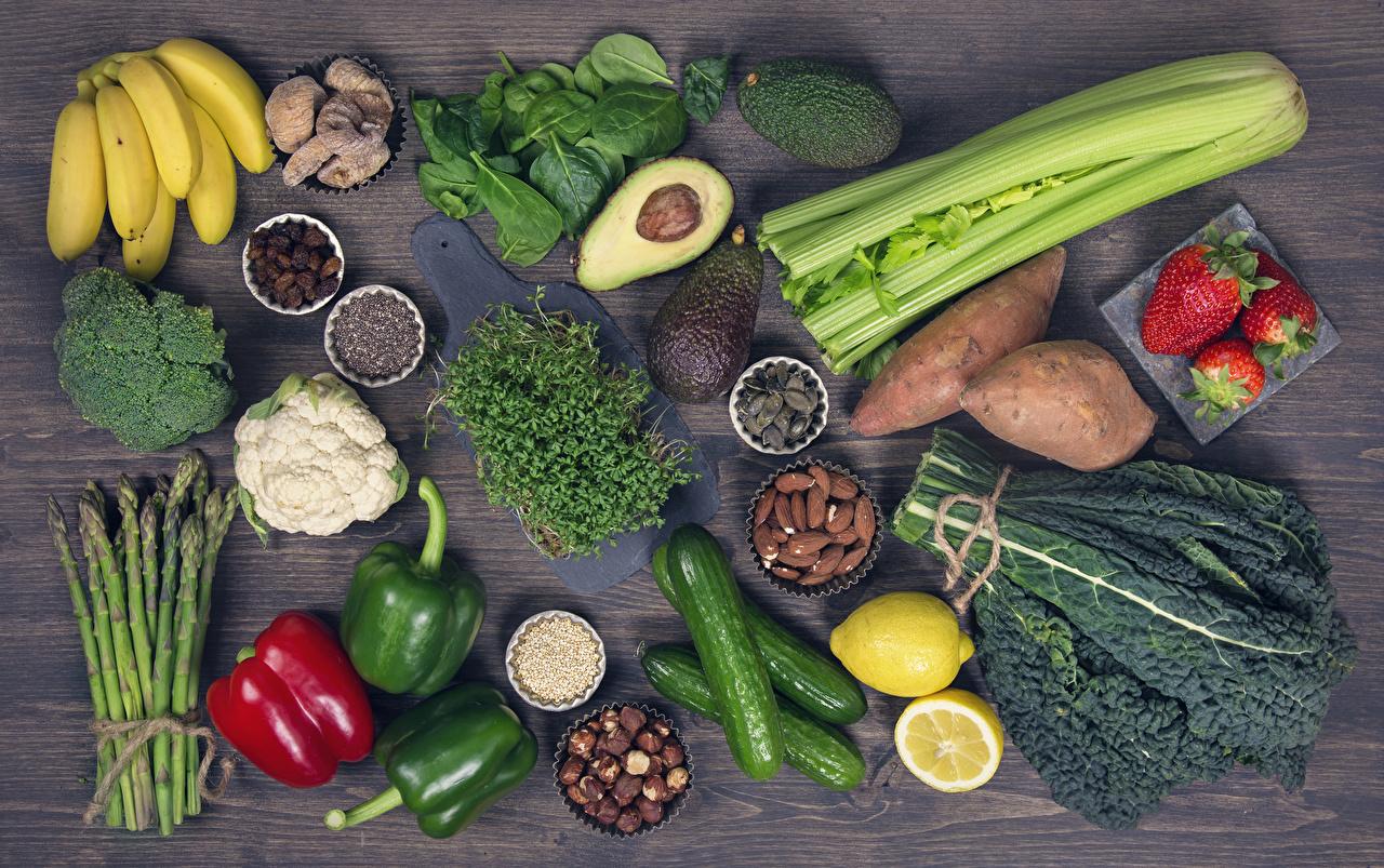 Растительная диета продукты
