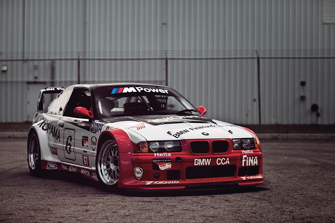 Picture BMW M3 E36 automobile Cars auto