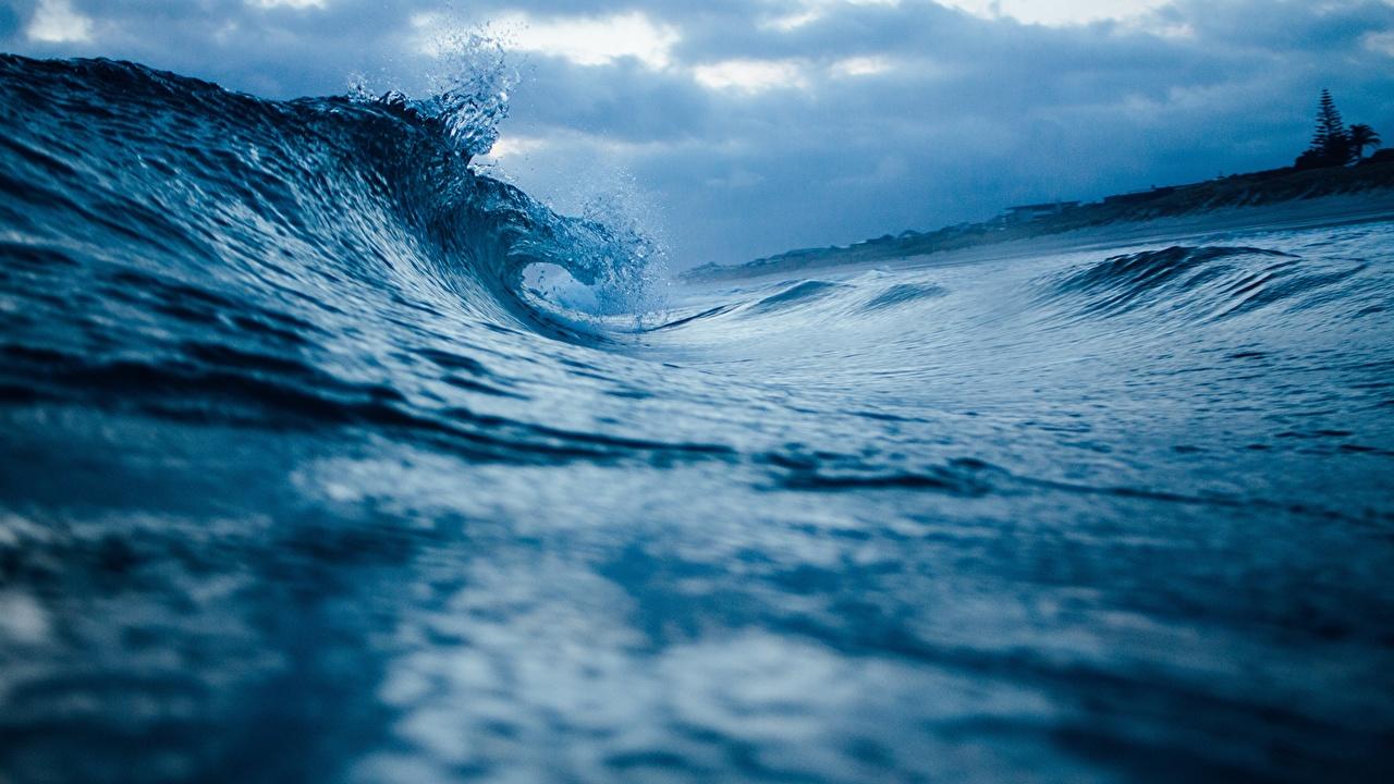Desktop Wallpapers Nature Waves Water