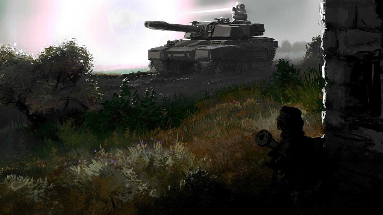 Bilder von Command & Conquer Generals - Zero Hour Panzer Spiele