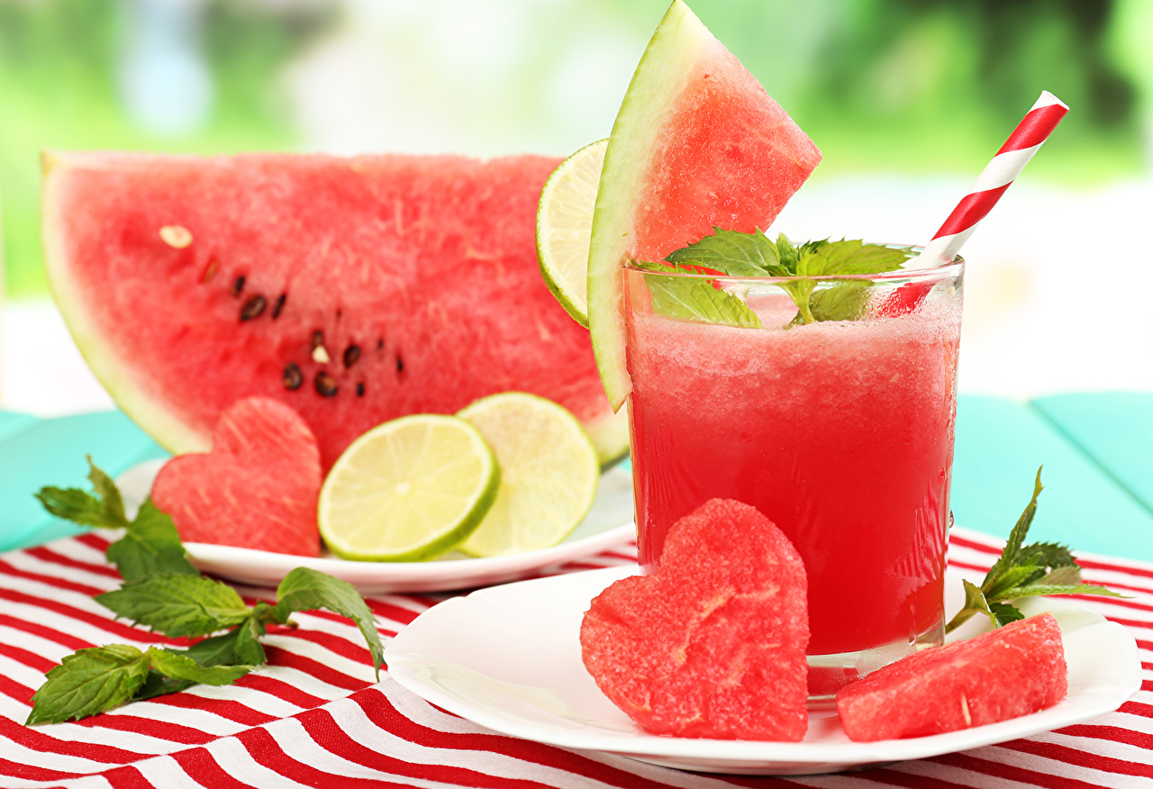 Images Heart Juice Watermelons Highball glass Food drink Drinks
