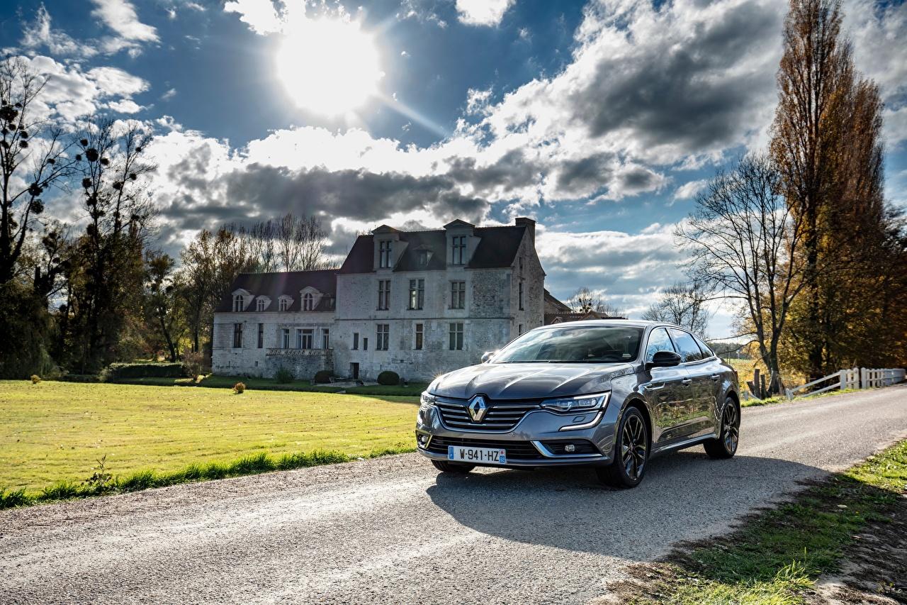 Foto Renault Talisman, S-Edition, Worldwide, L2M graue auto Metallisch Grau graues Autos automobil