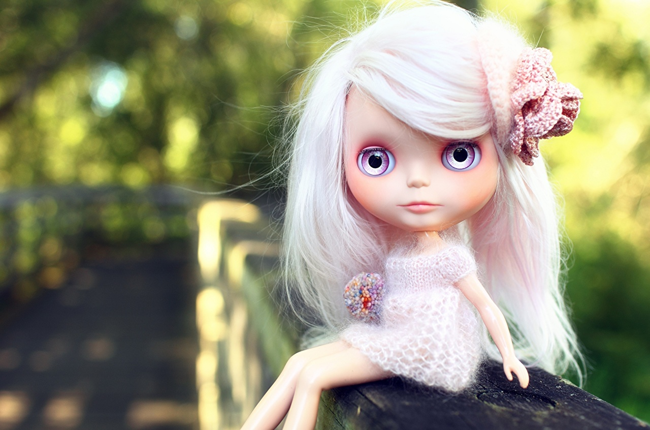 Picture Little Girls Doll Toys