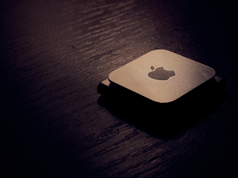 Wallpaper Apple Logo Emblem Puters