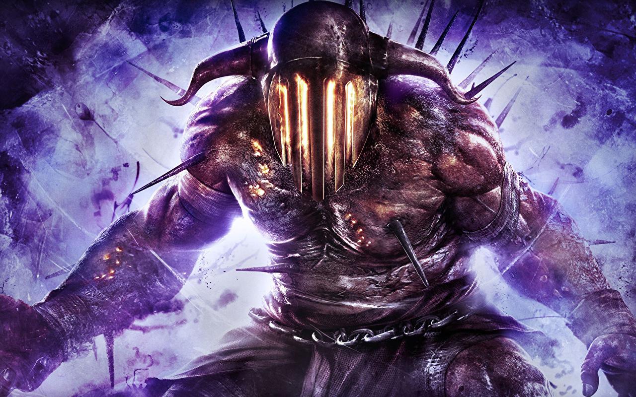 Fondos De Pantalla God Of War Monstruos Cadena Juegos