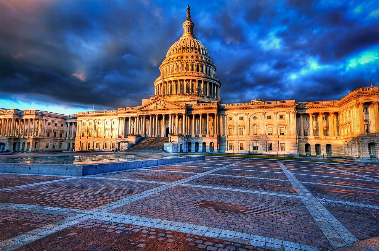壁紙 アメリカ合衆国 住宅 ワシントンd C Capitol ハイ