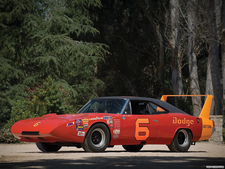 Papeis De Parede Dodge Daytona Nascar 1969 Carros Baixar Imagens