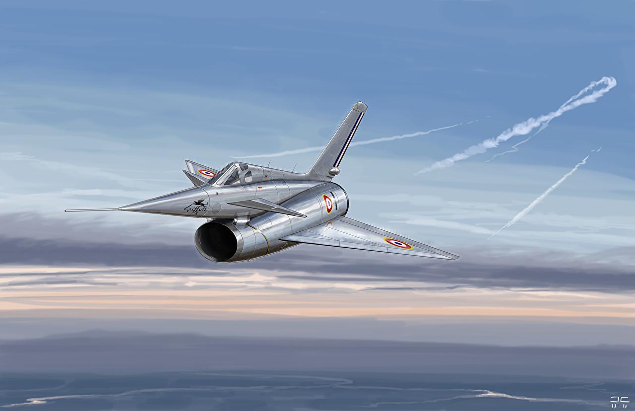 壁紙 飛行機 描かれた壁紙 戦闘機 フレンチ 航空 ダウンロード 写真
