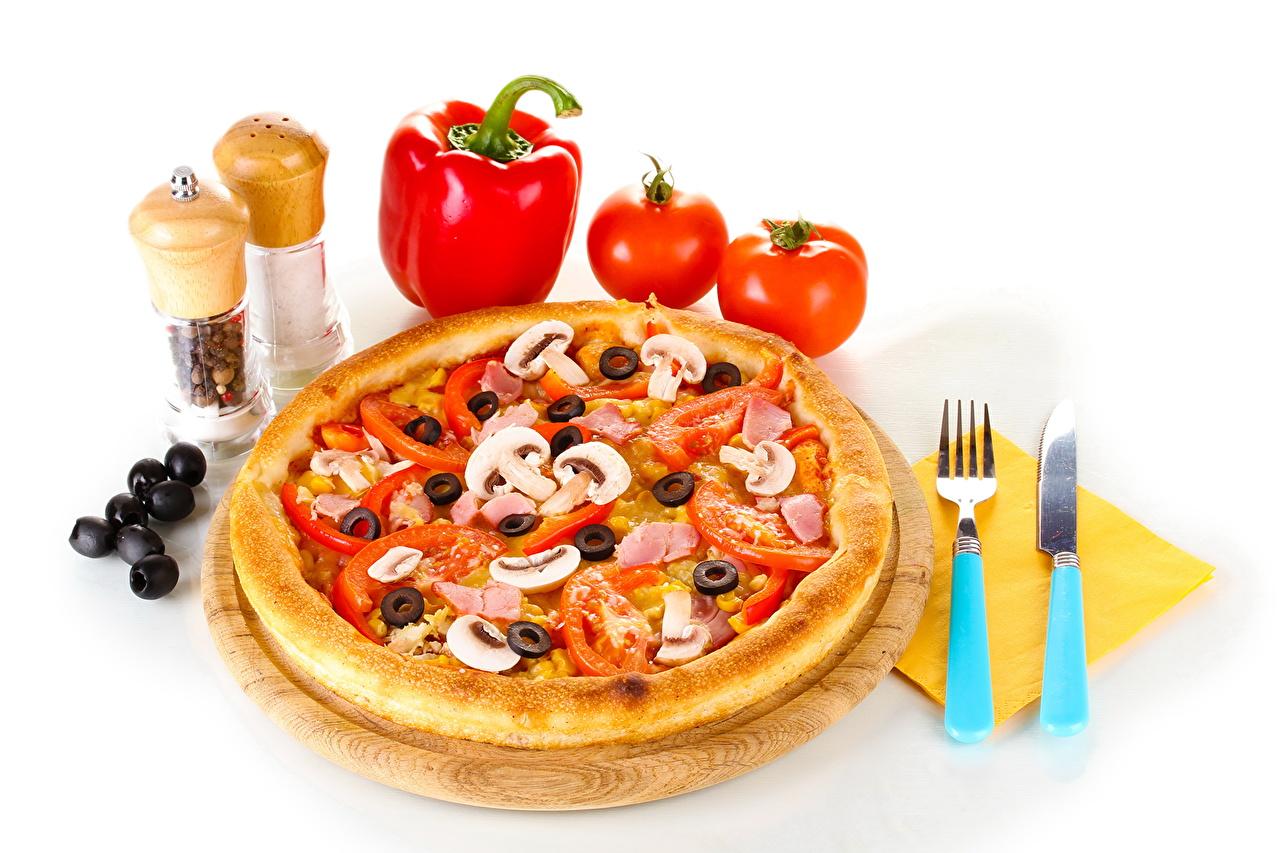 Bilder Pizza Fast food Lebensmittel das Essen