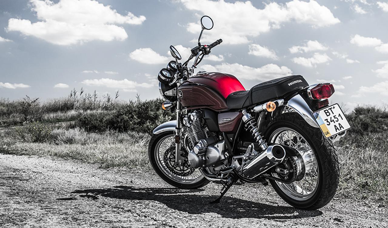 壁紙 ホンダ オートバイ Cb1100 Ex オートバイ ダウンロード 写真