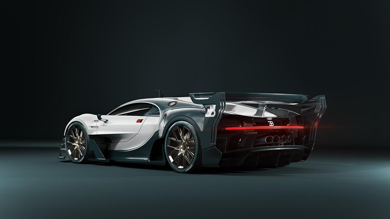 Wallpapers BUGATTI by Damian Bilinski Bugatti Chiron GT automobile auto Cars