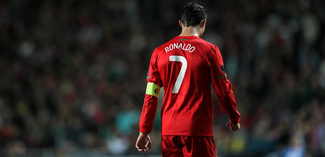 official photos 689b5 88111 ronaldo red jersey