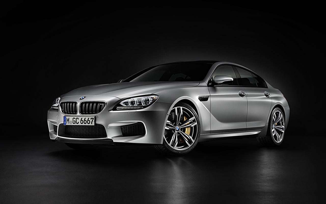 Pictures BMW 2014 M6 Gran Coupe auto Cars automobile