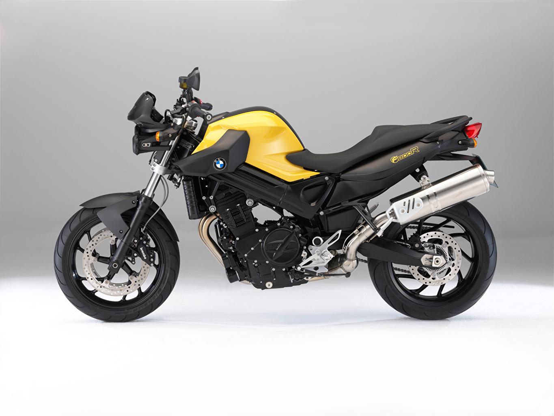 Bilde BMW - Motorsykler Motorsykler Sett fra siden motorsykkel side utsikt
