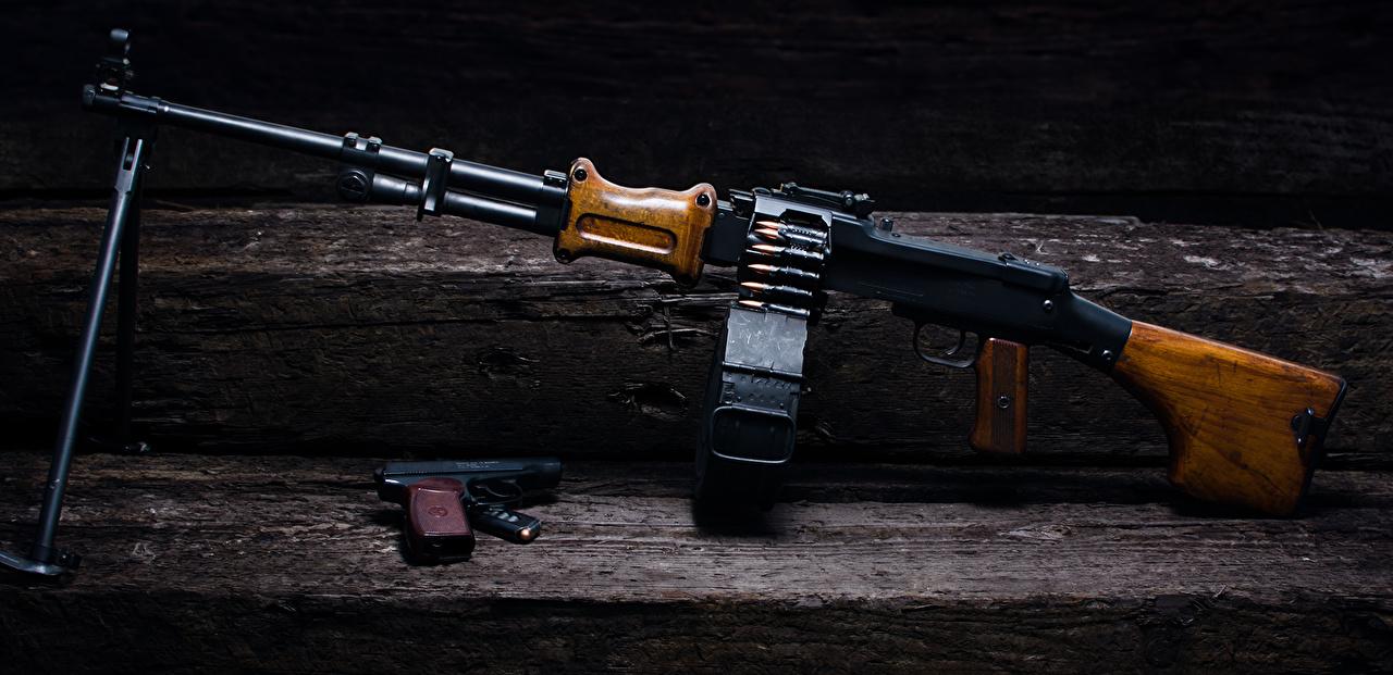 Picture Machine Guns Rpd Machine Gun Army