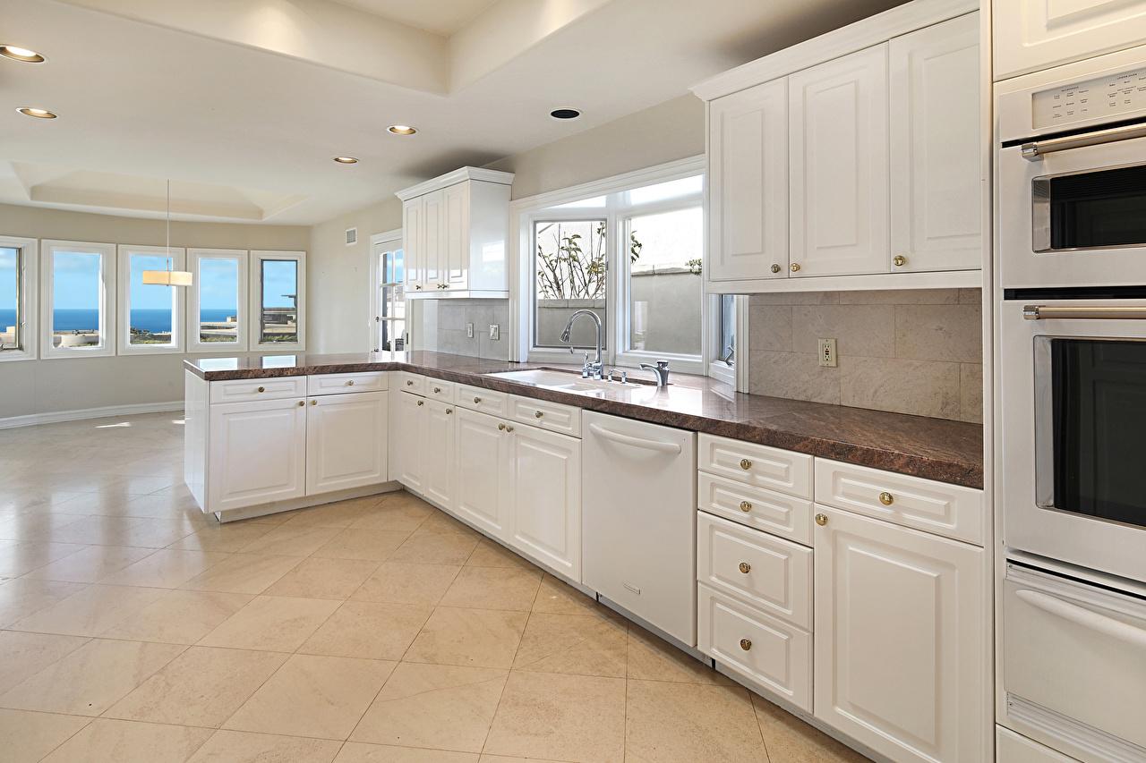 Wallpaper Kitchen Interior Design
