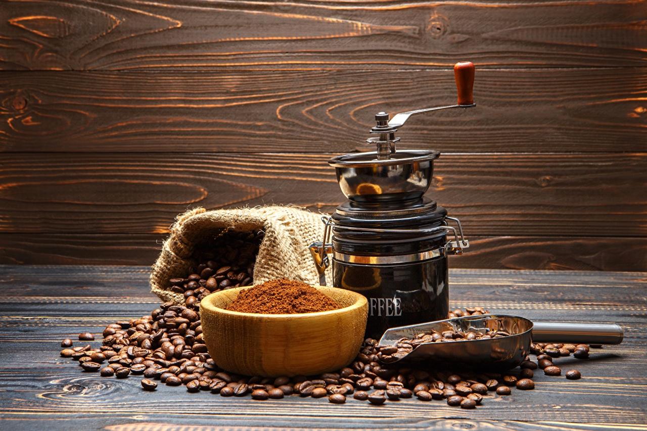 Wallpaper Coffee mill Coffee Bowl Grain Food Table