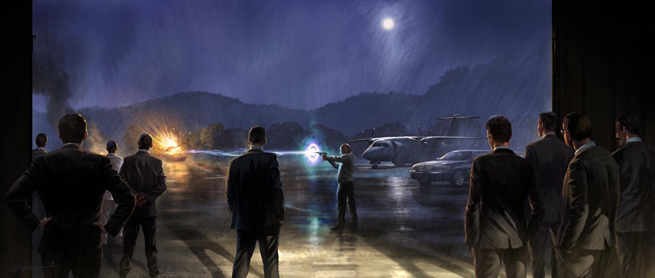zdjęcia Spider-Man: Homecoming strzelanie mężczyzna film Noc Strzał Mężczyźni Filmy w nocy